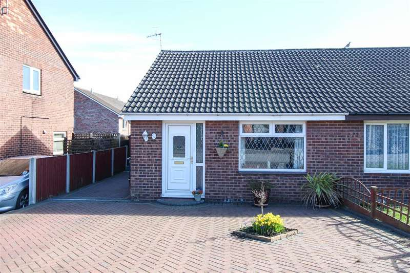 2 Bedrooms Bungalow for sale in Horsley Close, Chesterfield
