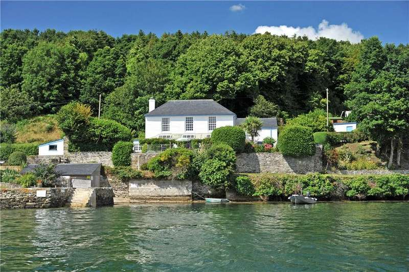 5 Bedrooms Detached House for sale in Mixtow, Lanteglos-By-Fowey, Fowey, Cornwall, PL23
