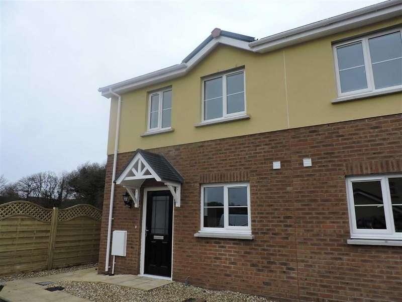 2 Bedrooms Property for sale in Tir Y Dderwen, Cross Hands