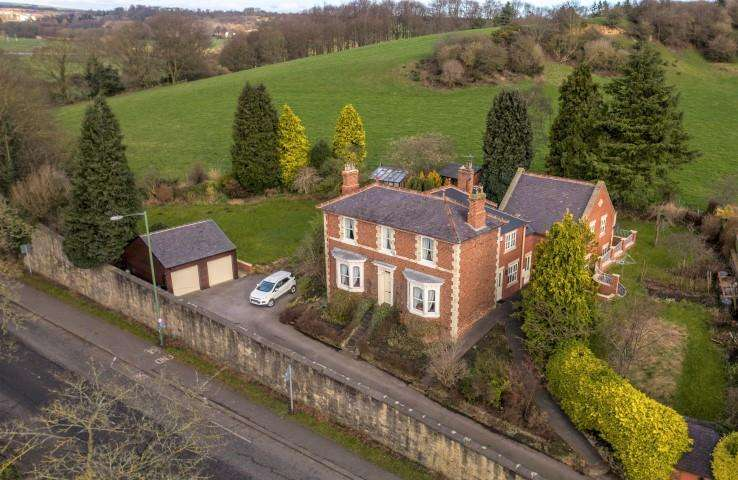 5 Bedrooms Detached House for sale in Willow Tree Avenue, Shincliffe