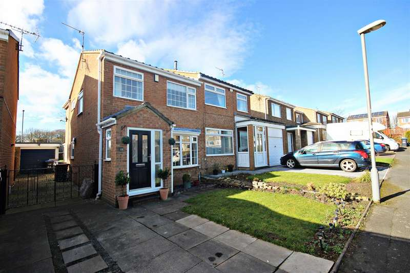 3 Bedrooms Property for sale in Alfreton Close, Brandon, Durham