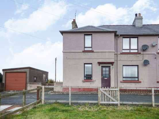 2 Bedrooms Apartment Flat for sale in Northfield Terrace, Duns, Berwickshire, TD11 3XY