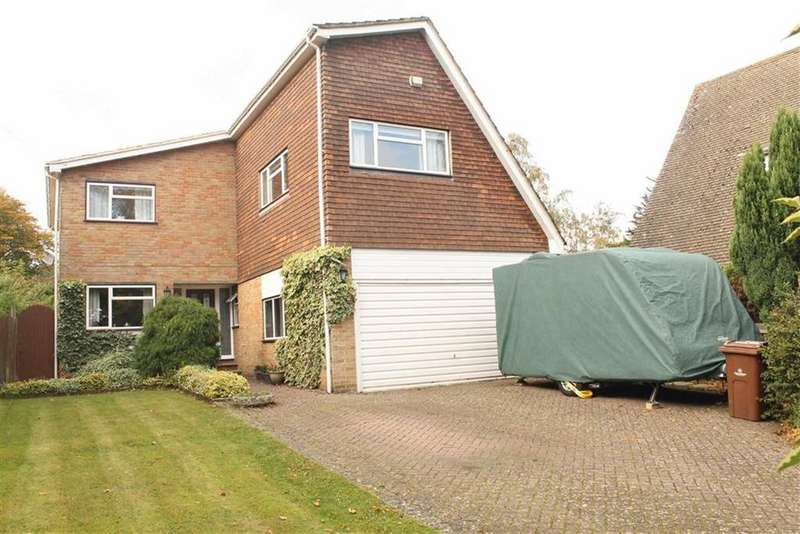 4 Bedrooms Detached House for sale in Whitepost Lane, Whitepost Lane, Culverstone