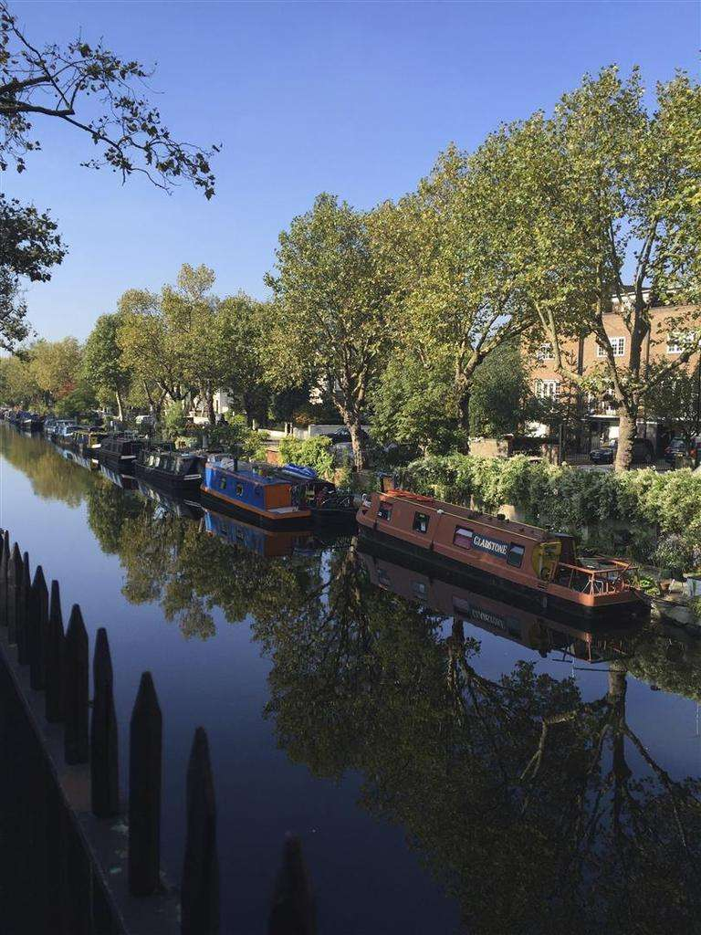 6 Bedrooms Semi Detached House for sale in Maida Avenue, Little Venice, London