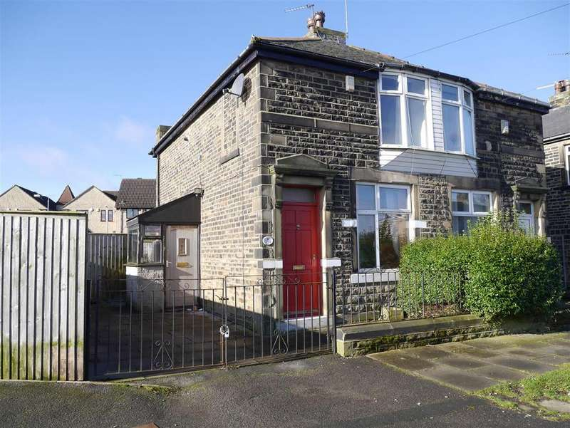 2 Bedrooms Semi Detached House for sale in Wharncliffe Drive, Eccleshill, Bradford, BD2 3SY