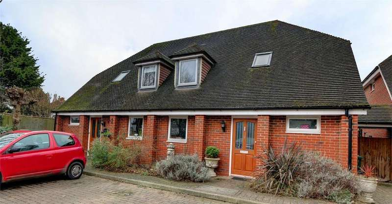 3 Bedrooms Semi Detached House for sale in Cranford Mews, Bromley, Kent