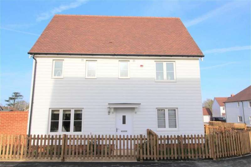 3 Bedrooms Semi Detached House for sale in Oak Heights, Northiam