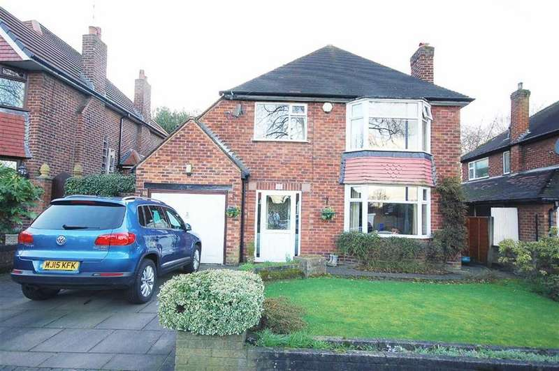 4 Bedrooms Detached House for sale in Homewood Rd, Northenden, Manchester, M22