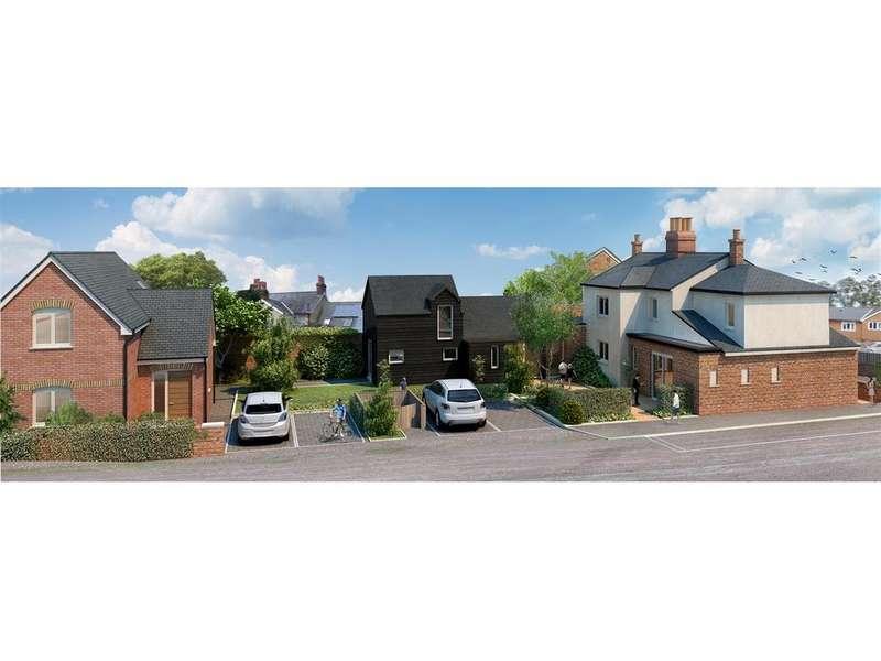 2 Bedrooms Apartment Flat for sale in Sir John Barleycorn, Oughton Head Way, Hitchin