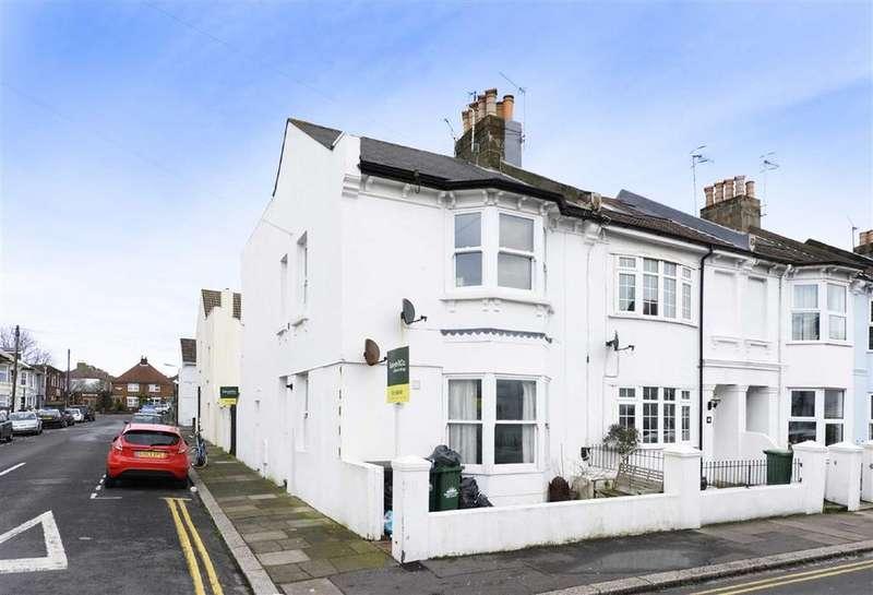 2 Bedrooms Flat for sale in Coleridge Street, Hove