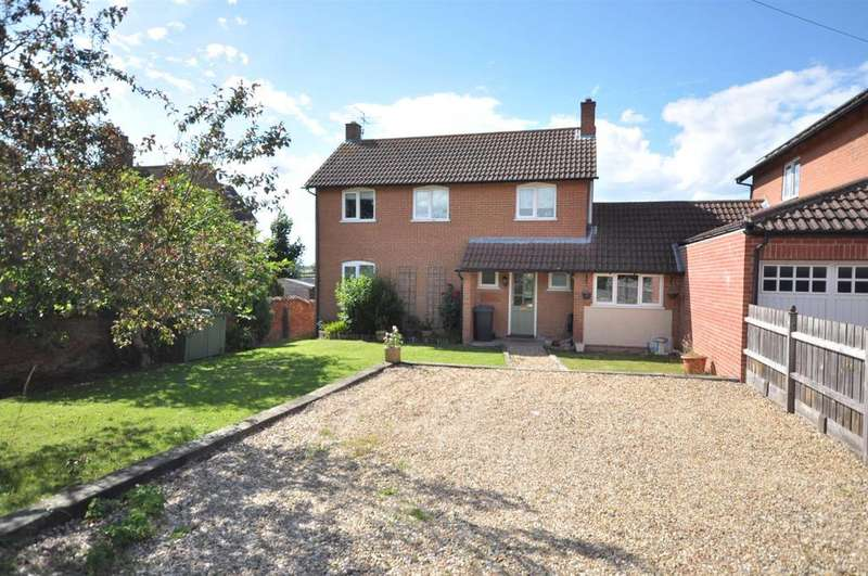 3 Bedrooms Link Detached House for sale in Main Road, Barnstone