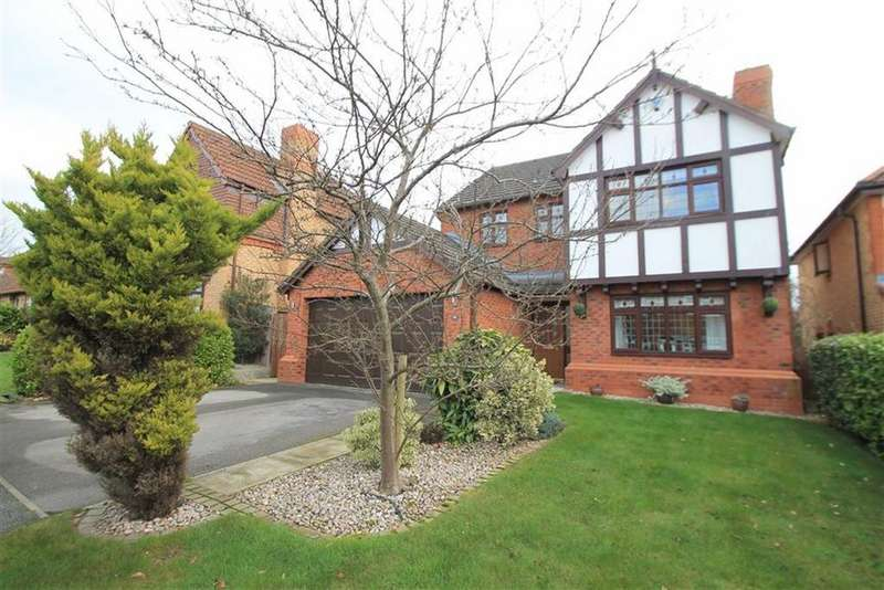 4 Bedrooms Detached House for sale in Turnberry Avenue, The Fairways, Wrexham