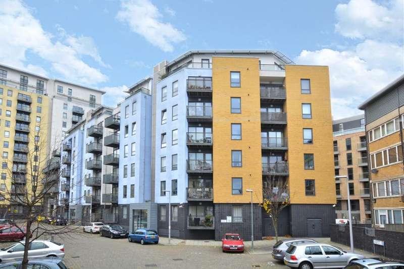 2 Bedrooms Flat for sale in Norman Road, Greenwich, London, SE10