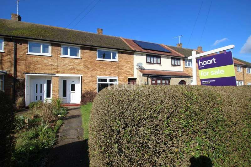3 Bedrooms Terraced House for sale in Severn Road, Aveley, RM15