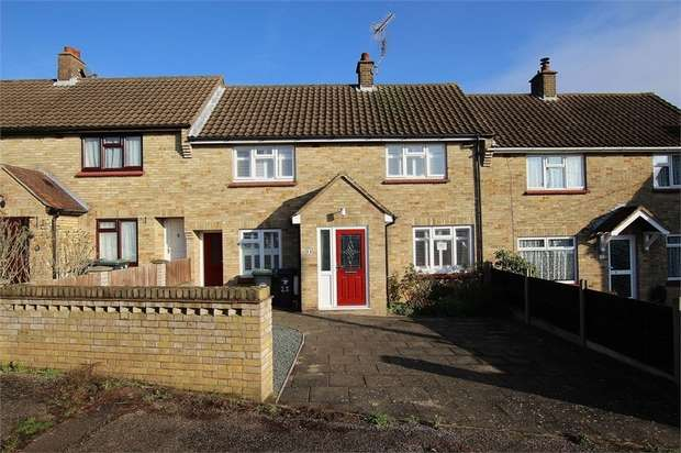 3 Bedrooms Terraced House for sale in Stebbing, Great Dunmow, Essex