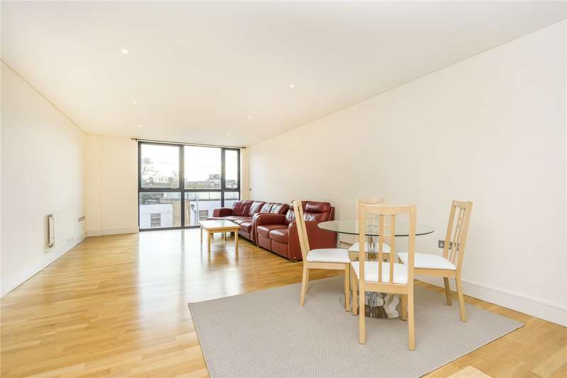 1 Bedroom Flat for sale in Downham Road, London, N1