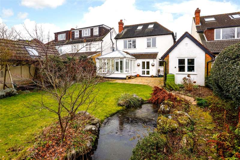 5 Bedrooms Detached House for sale in Taylor Avenue, Kew, TW9