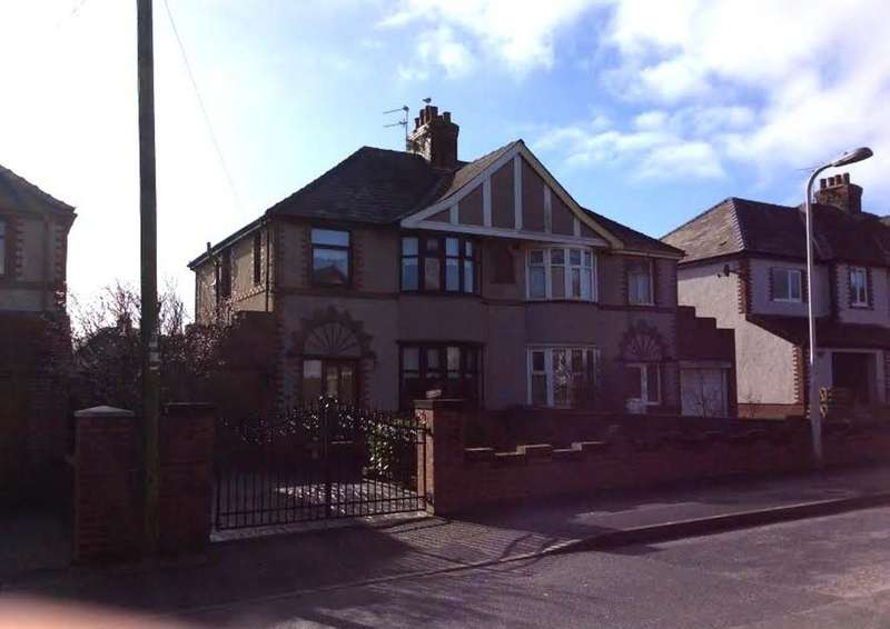 3 Bedrooms Semi Detached House for sale in Thorncliffe Road, Barrow-in-Furness