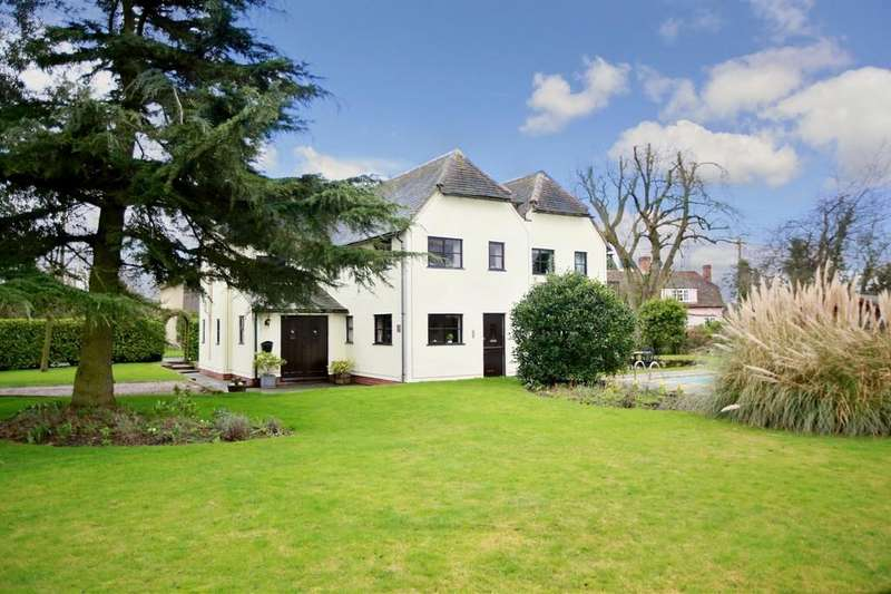 4 Bedrooms Detached House for sale in Burtons Green, Halstead