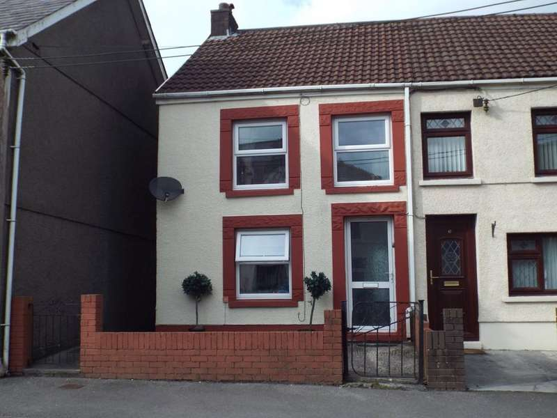 2 Bedrooms End Of Terrace House for sale in Norton Road, Penygroes