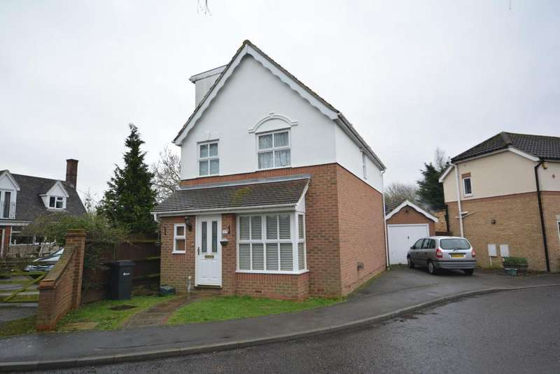 4 Bedrooms Detached House for sale in Stilemans Wood, Cressing, Braintree, Essex, CM77