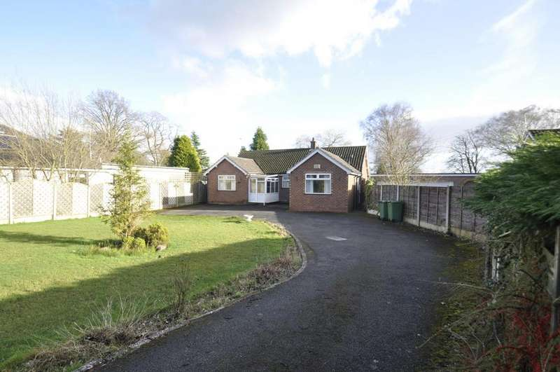 3 Bedrooms Detached Bungalow for sale in Chester Road, Woodford