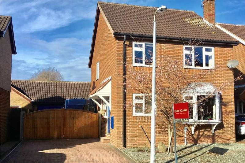 4 Bedrooms Detached House for sale in The Glade, Beverley Parklands, Beverley, East Riding of Yorkshire