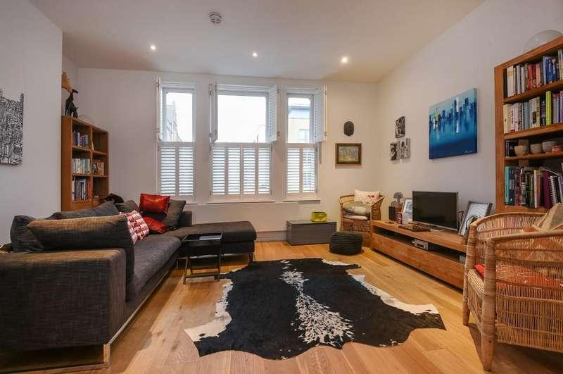 3 Bedrooms Maisonette Flat for sale in Blackheath Road West Greenwich SE10