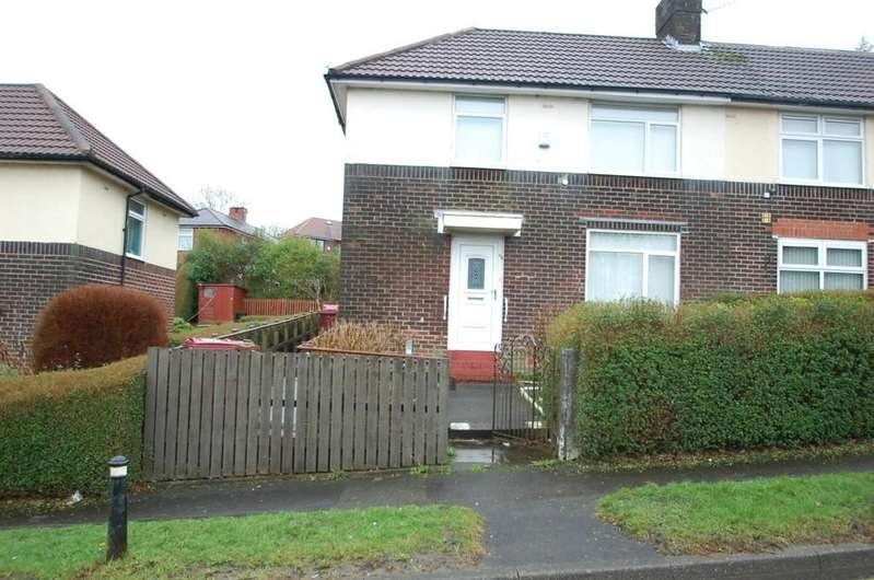 2 Bedrooms Semi Detached House for sale in Sunnybank Road, Infirmary, Blackburn