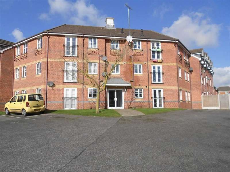 2 Bedrooms Property for sale in Chassagne Square, Crewe, Cheshire