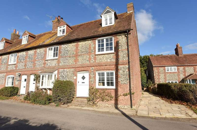 3 Bedrooms End Of Terrace House for sale in Downs Road, West Stoke, Chichester, PO18
