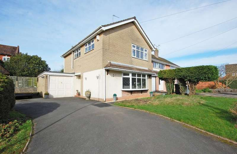 3 Bedrooms Detached House for sale in The Retreat Gardens, Pattingham, Wolverhampton WV6
