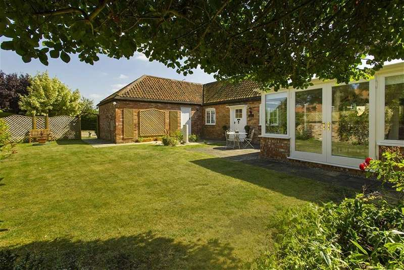 2 Bedrooms Barn Conversion Character Property for sale in Village Street, Owthorpe