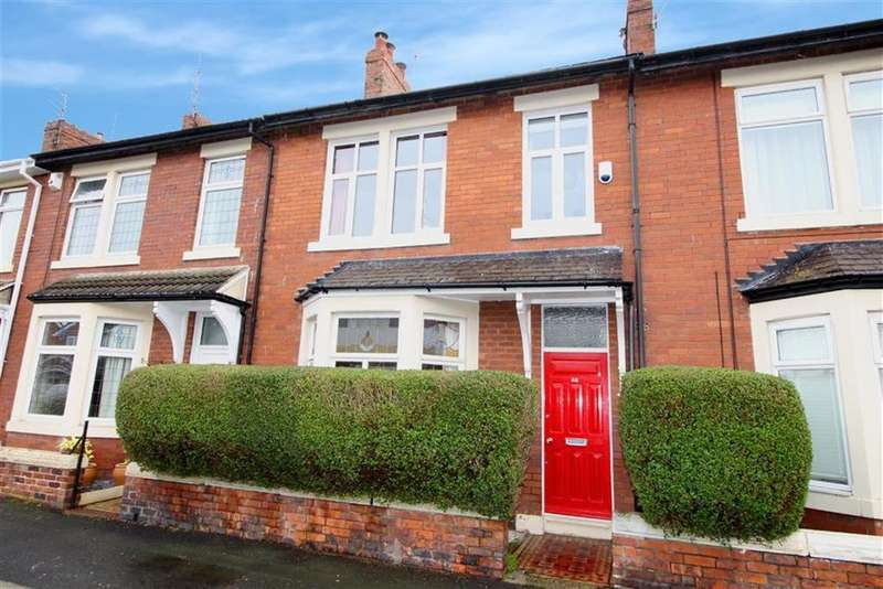3 Bedrooms Terraced House for sale in Drummond Terrace, North Shields