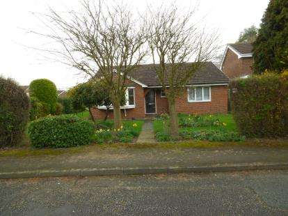 3 Bedrooms Bungalow for sale in Forest Drive, Broughton, Chester, Flintshire, CH4