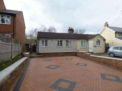 1 Bedroom Bungalow for sale in Afoneitha Road, Penycae, Wrexham, Wrecsam, LL14