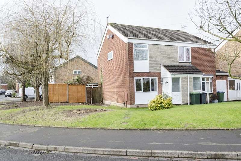 3 Bedrooms Semi Detached House for sale in Ascot Close, Oldbury