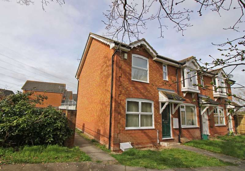 2 Bedrooms Terraced House for sale in Kew Win, Didcot