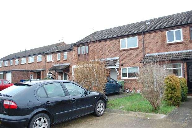 1 Bedroom Flat for sale in Northway, TEWKESBURY, Gloucestershire, GL20 8RU