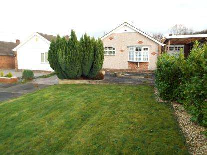 2 Bedrooms Bungalow for sale in Brookside Avenue, Wollaton, Nottingham, Nottinghamshire