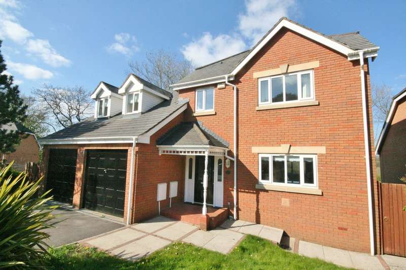 4 Bedrooms Detached House for rent in Cwrt Y Cadno, St Fagans