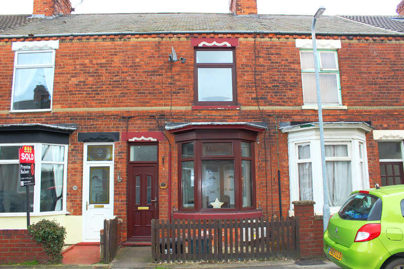 2 Bedrooms Terraced House for sale in George Street, Selby
