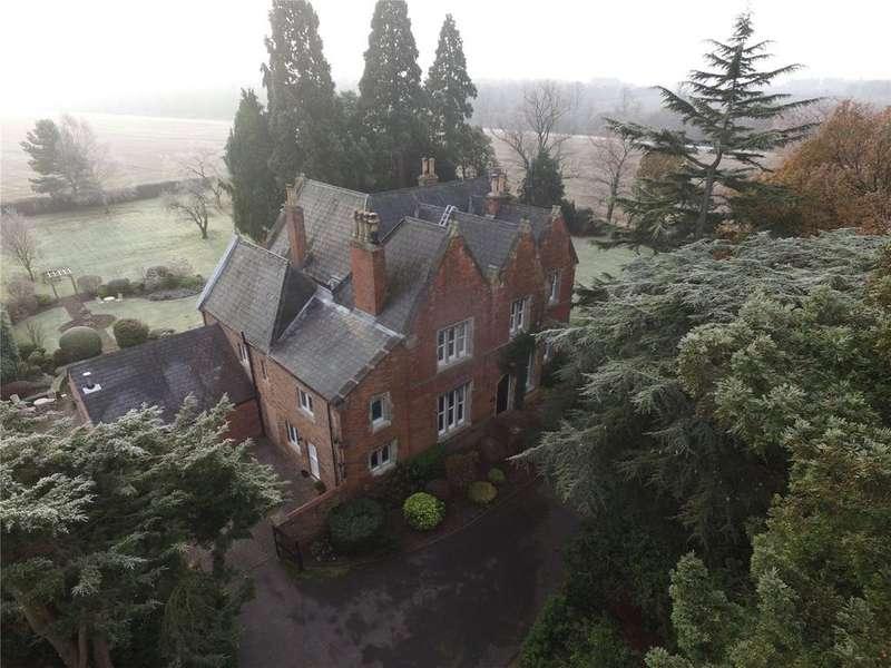 5 Bedrooms Detached House for sale in Worksop, Nottinghamshire