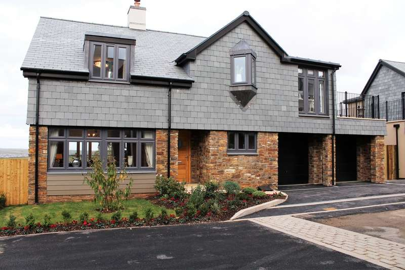 4 Bedrooms Detached House for sale in Salcombe View, Batson Cross, Salcombe, South Devon