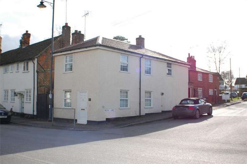 2 Bedrooms Detached House for sale in High Street, Codicote, Hertfordshire