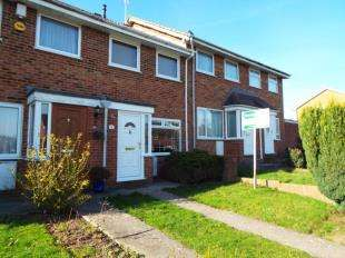 2 Bedrooms Terraced House for sale in Luddenham Close, Vinters Park, Maidstone, Kent