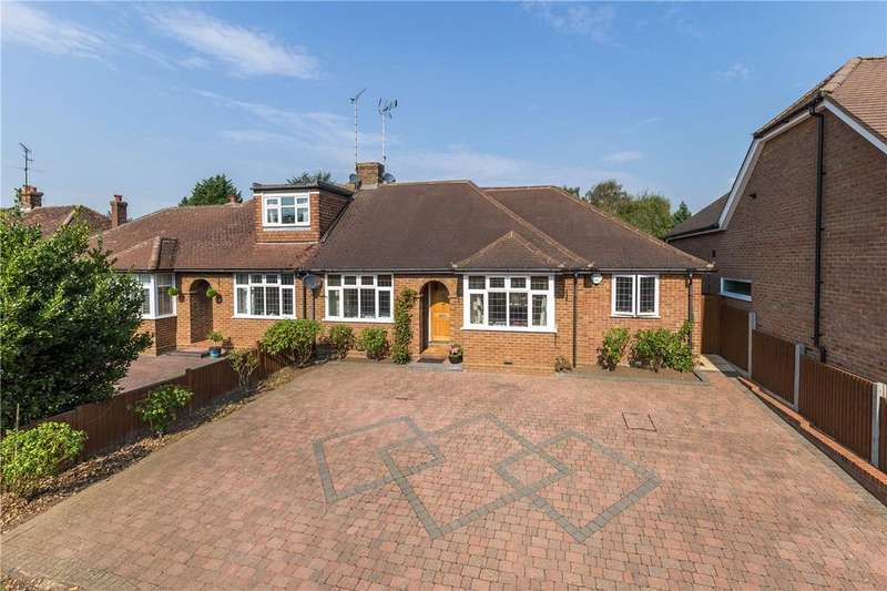 2 Bedrooms Semi Detached Bungalow for sale in Grove Road, Harpenden, Hertfordshire