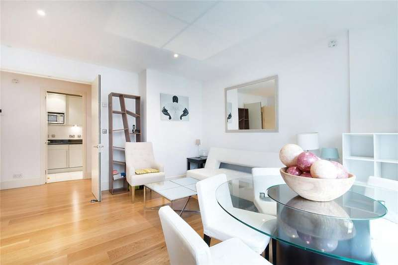 2 Bedrooms Flat for sale in Guildhouse Street, Pimlico, London, SW1V