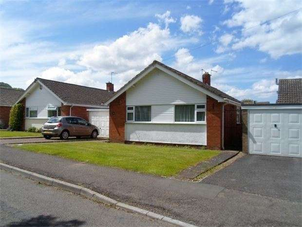 3 Bedrooms Detached Bungalow for sale in Southfield Approach, CHELTENHAM, Gloucestershire, GL53 9LN