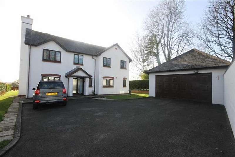 4 Bedrooms Detached House for sale in The Old Forge, Bonvilston, Vale Of Glamorgan